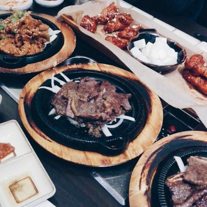 Spicy Grill Korean BBQ