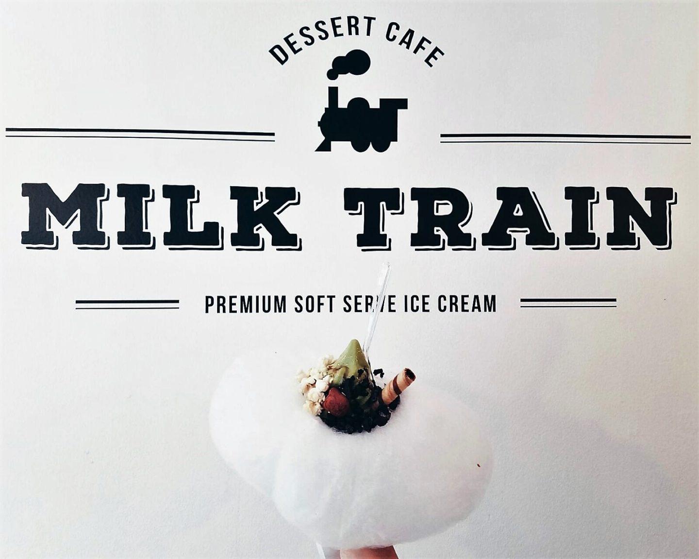 Get on the Milk Train