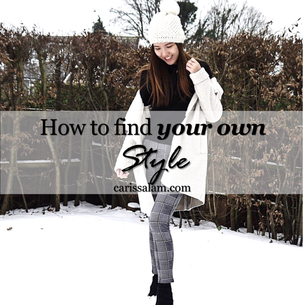 How To Find Your Own Style | OOTD