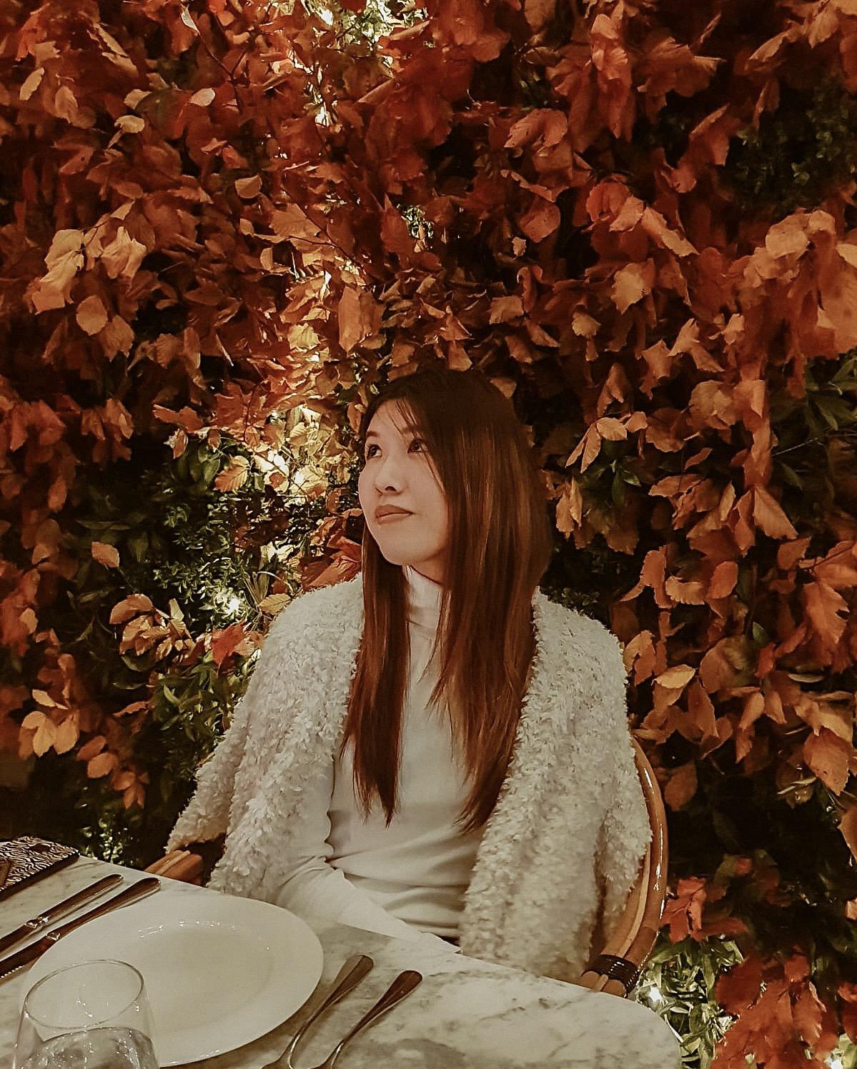 Dalloway Terrace – An Autumn Dream